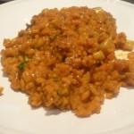Rice Bar La Bomba. ¡Qué buen arroz!