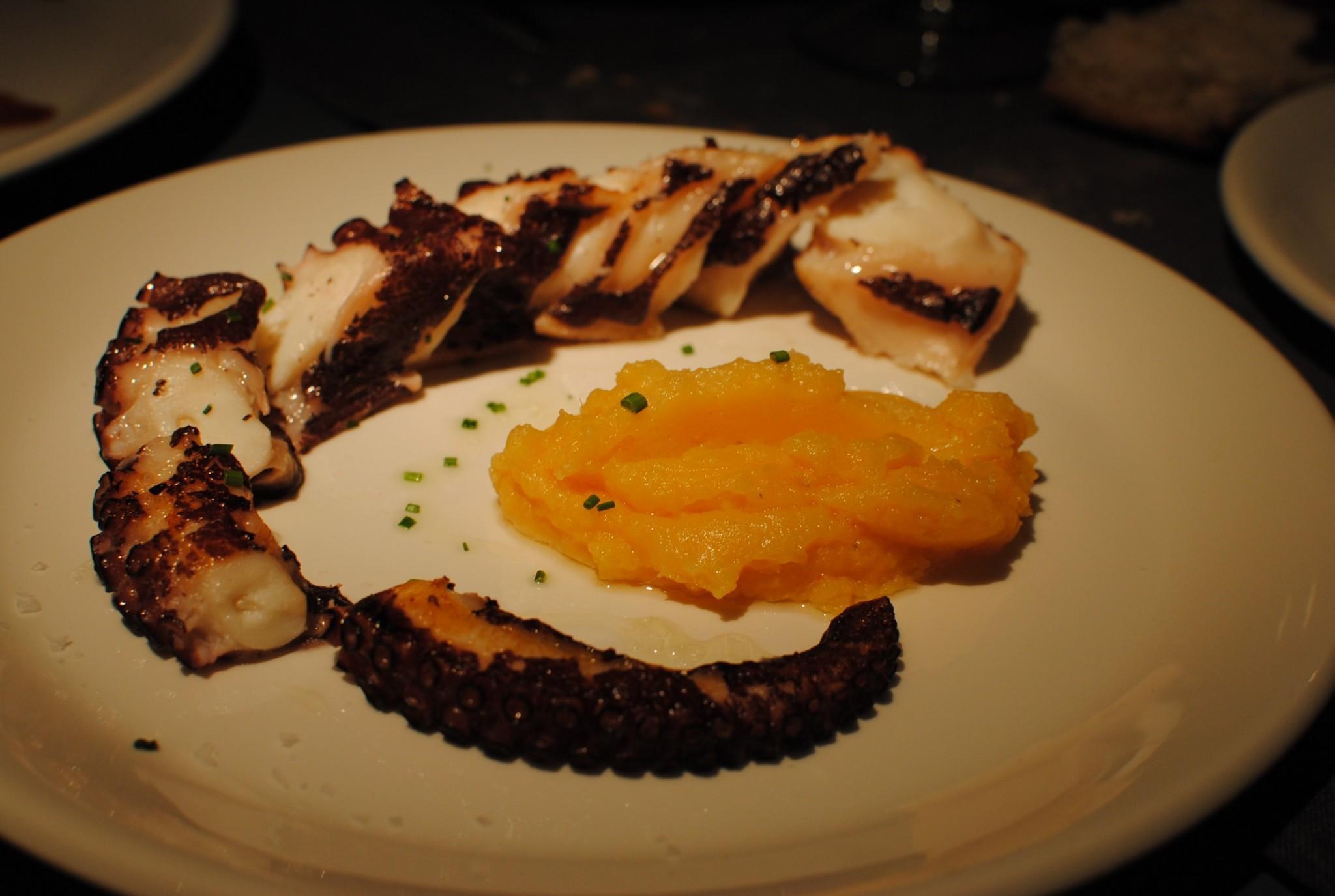 Pulpo2 red complicidad gastron micacomplicidad gastron mica - Restaurante la maruca ...