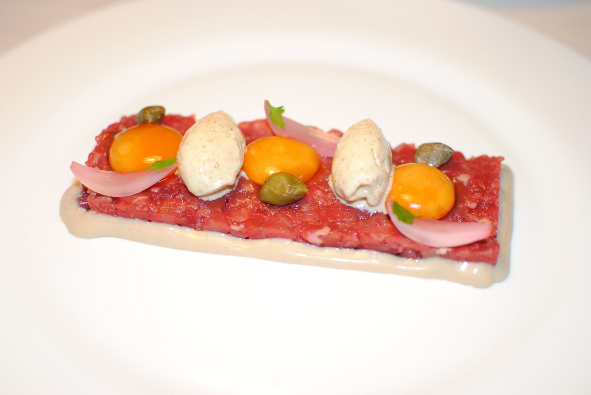 Steak Tartar Al Trapo