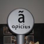 Fiesta X Aniversario Apicius: Cuatro horas de felicidad.