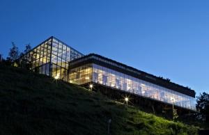 Edificio Azurmendi Eneko Atxa