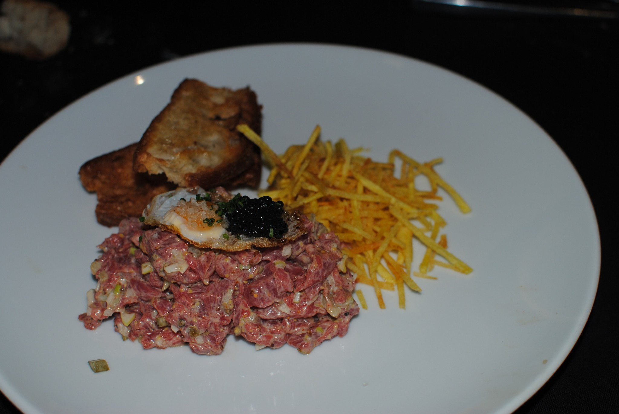 Steak Tartar Triciclo