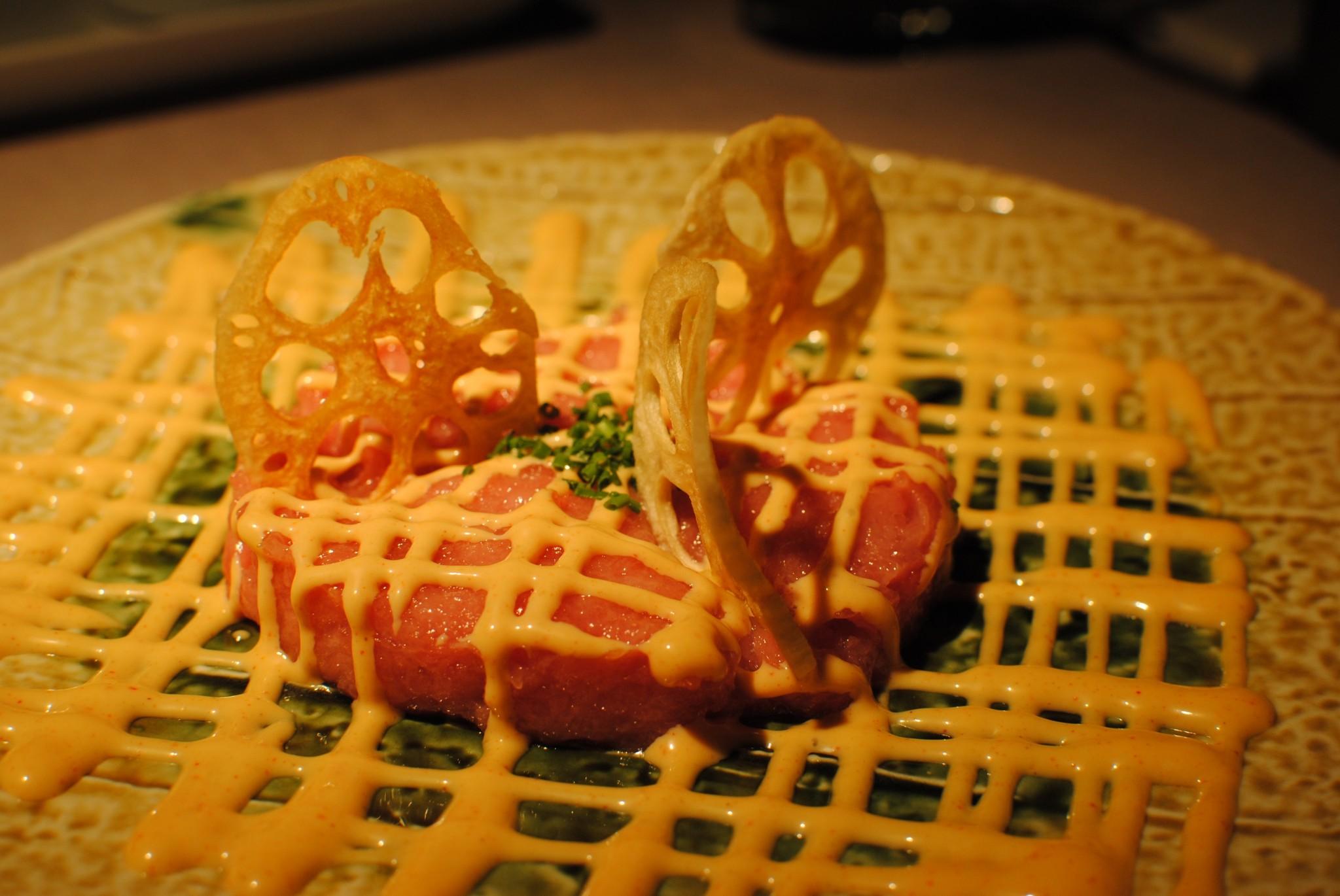 99 Sushi Bar TartarAtún