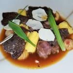 Casa Marcial : Afinación culinaria de gran altura.