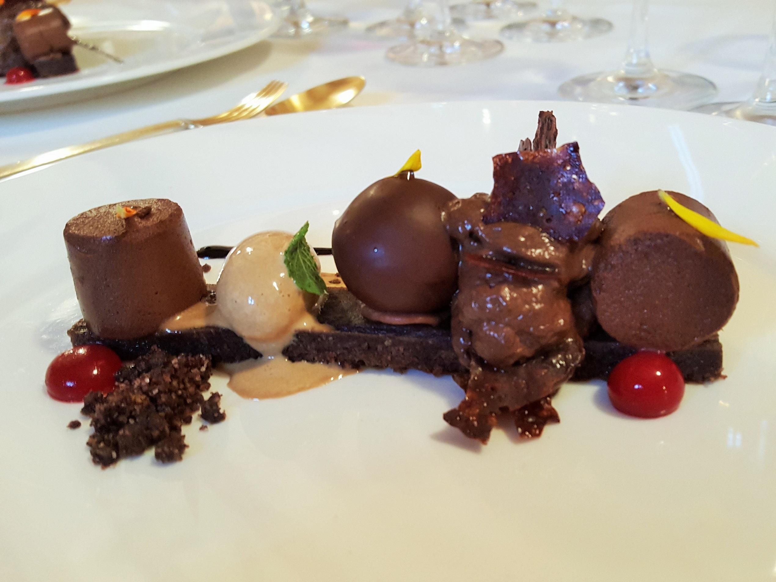 Chocolate El Cenador de Amos