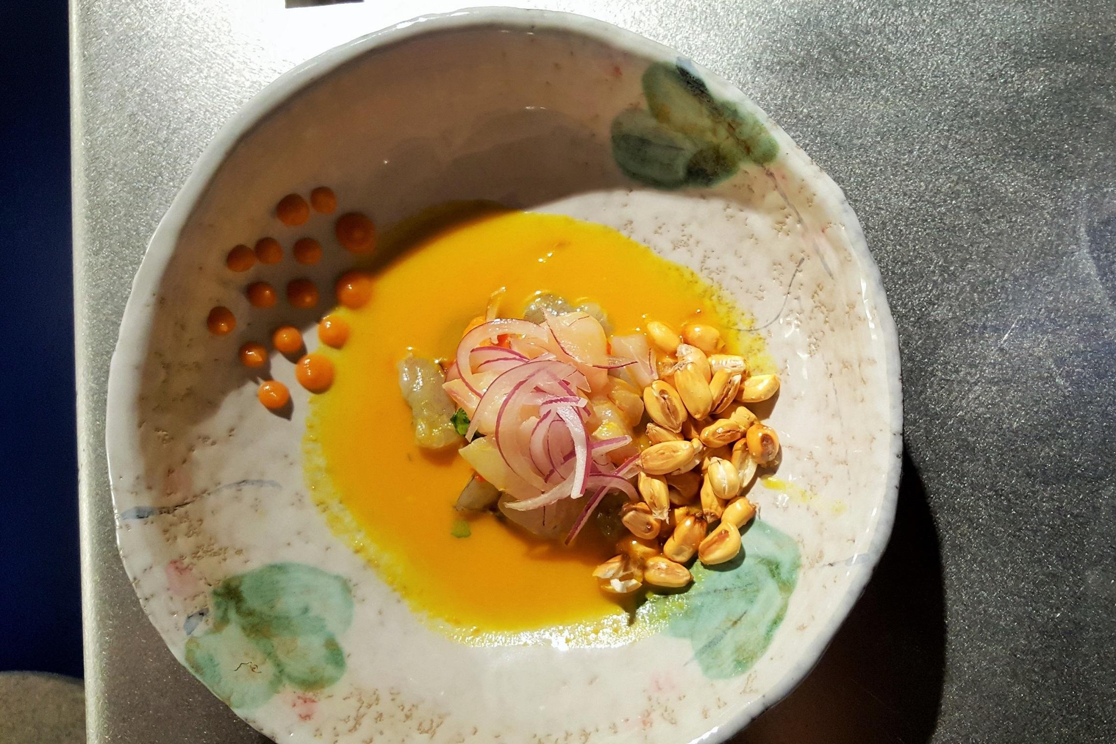 Barra M : Perú y más desde un taburete - Complicidad Gastronómica