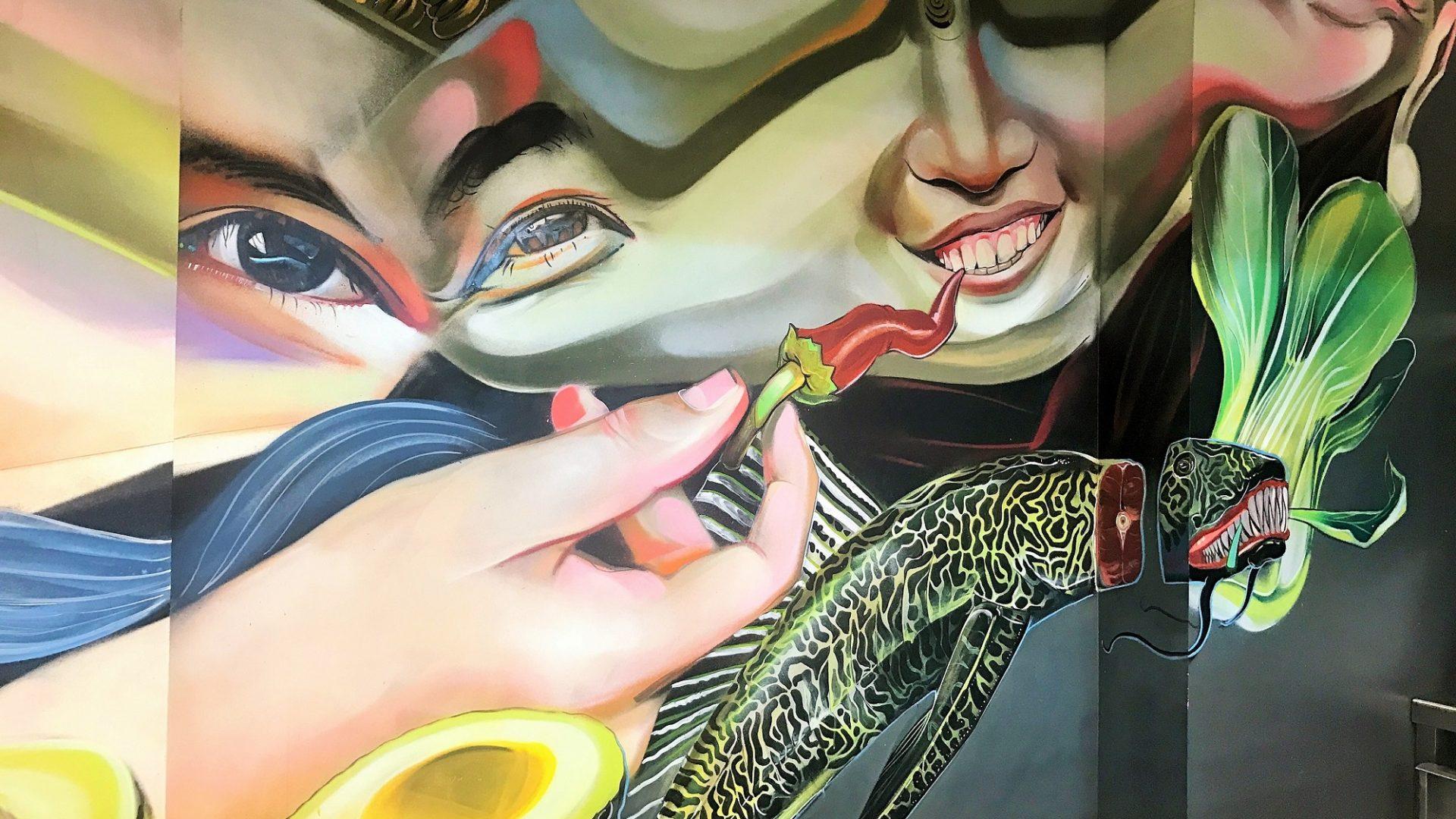 Mural Tripea