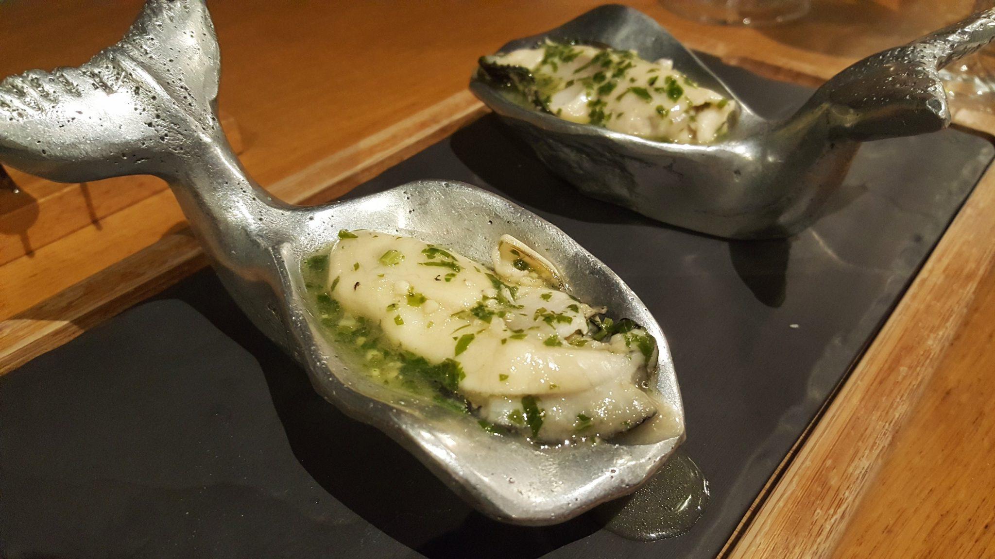 Ostra salsa verde Estimar
