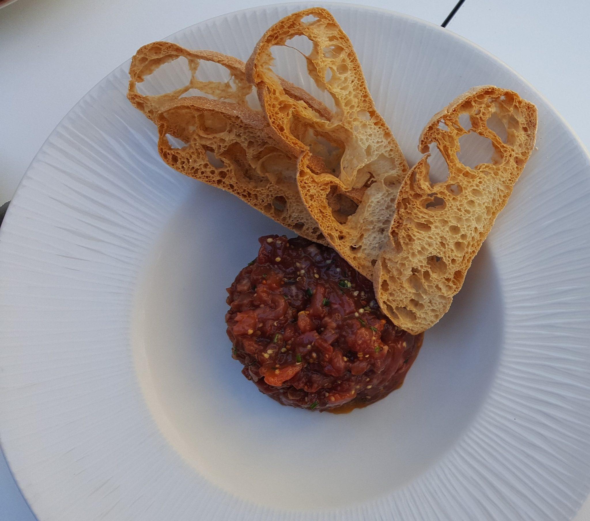Steak Tartar tapas 3.0