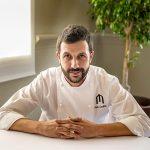 """Iván Cerdeño: """" La cocina tiene sentido porque alguien se sienta en una mesa a disfrutar"""""""