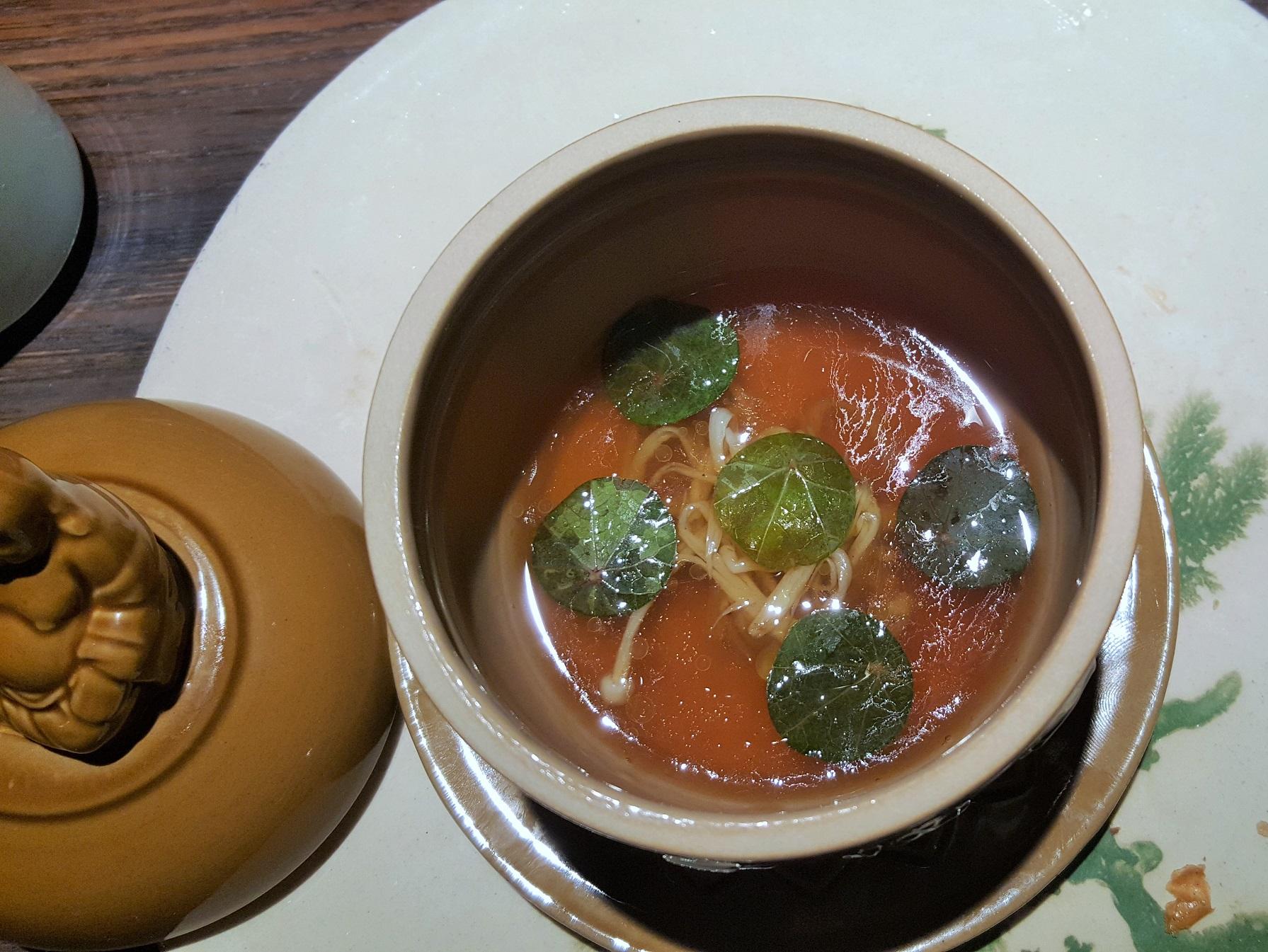 Sopa buda El Invernadero