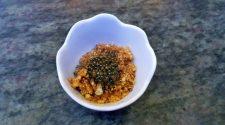 huevo y caviar A'barra