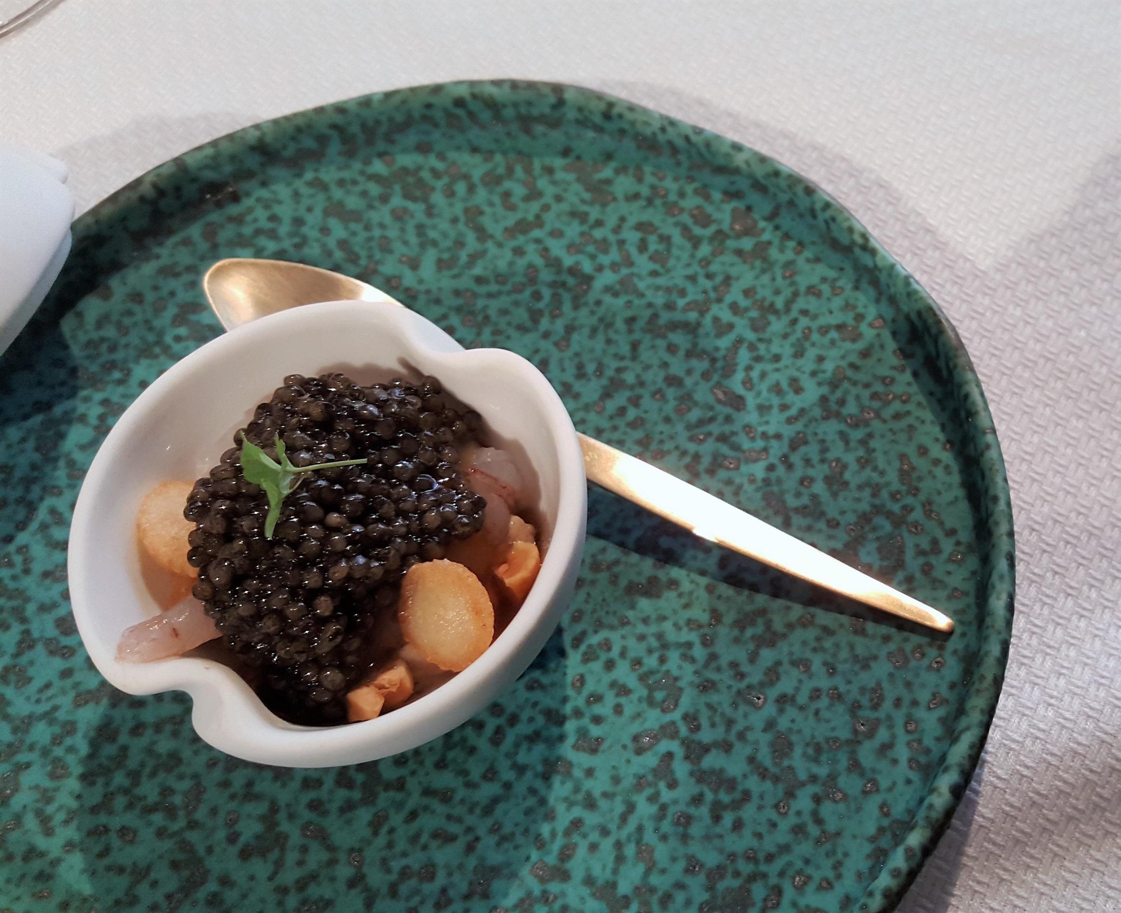 Caviar Casa gerardo
