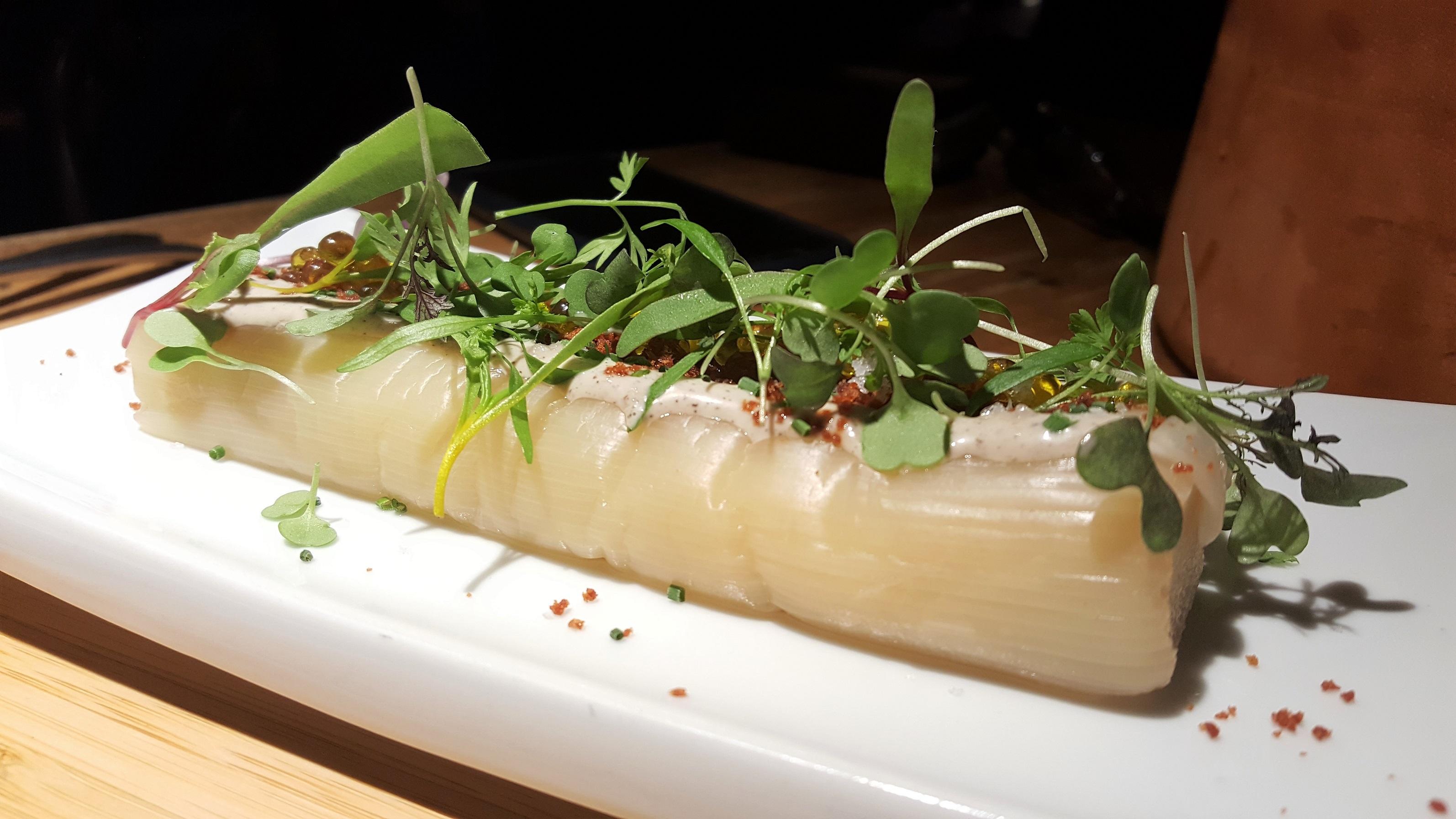 Puerro Arima Basque Gastronomy