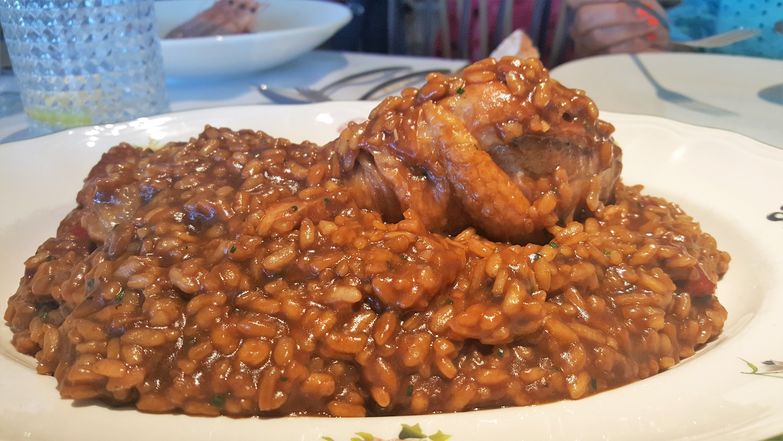 Arroz de pollo pedrés Pan de Cuco