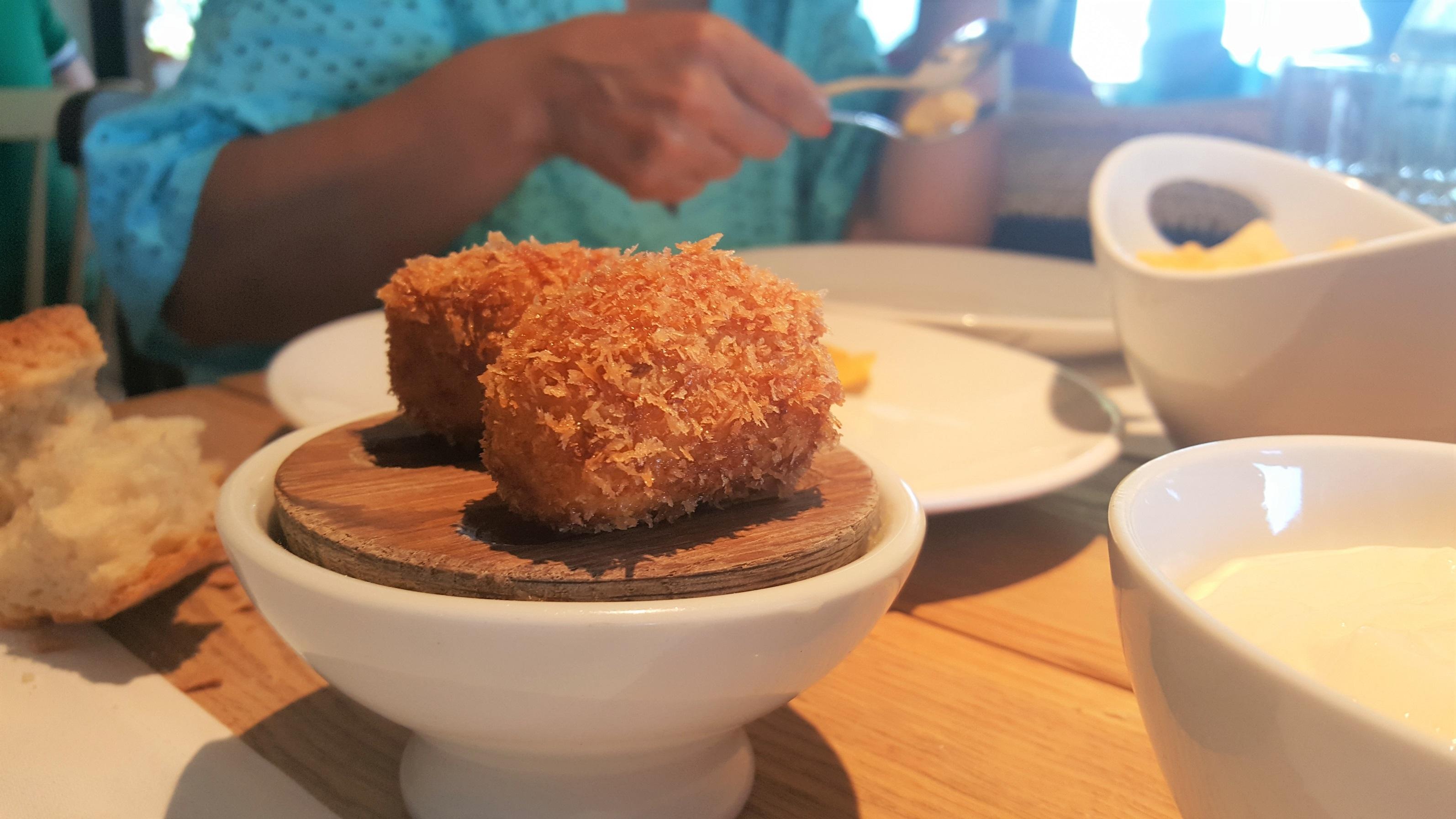 Croquetas Pan de Cuco