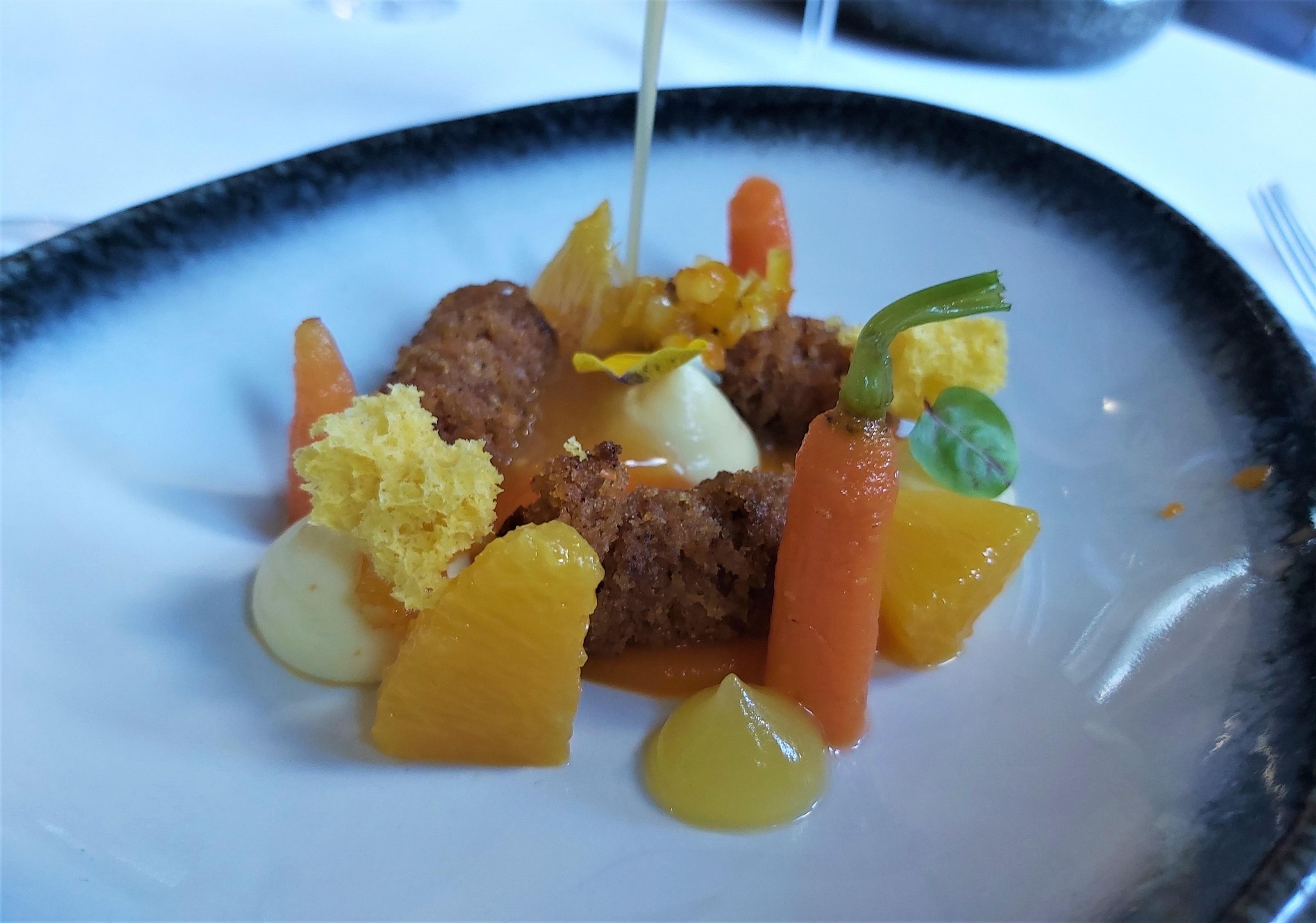 Naranja y zanahoria Casa Elena