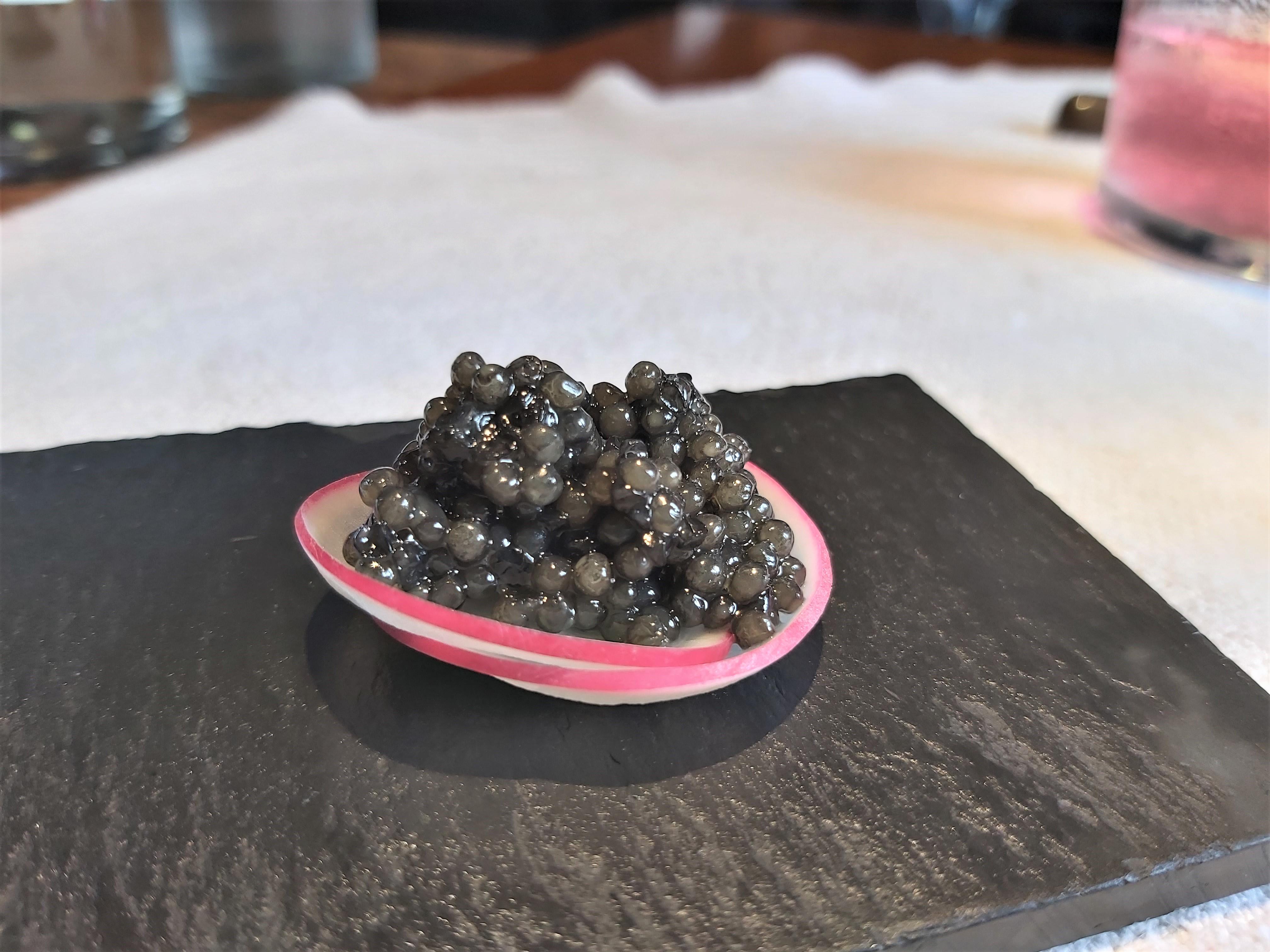 Caviar Etxebarri