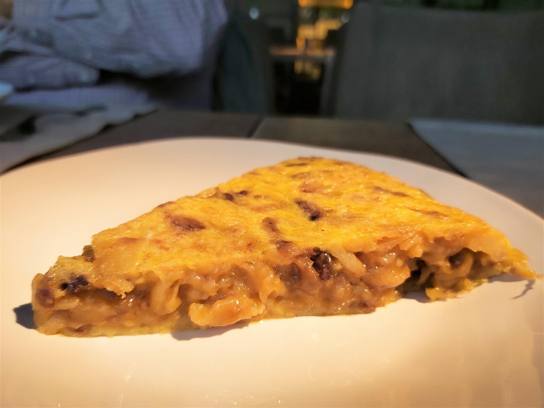 Tortilla La Maruca Castellana