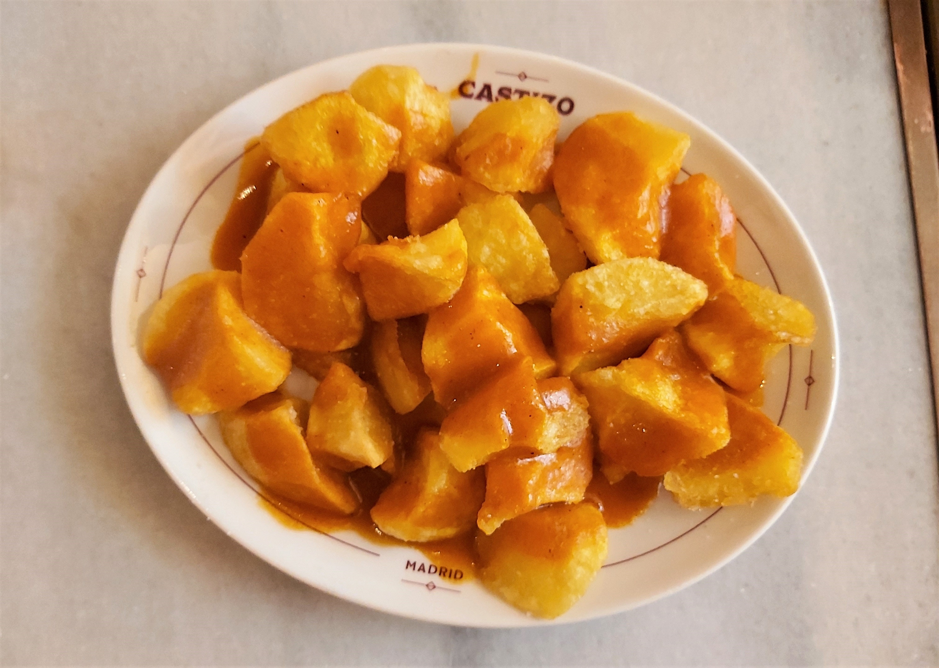 Patatas bravas Castizo
