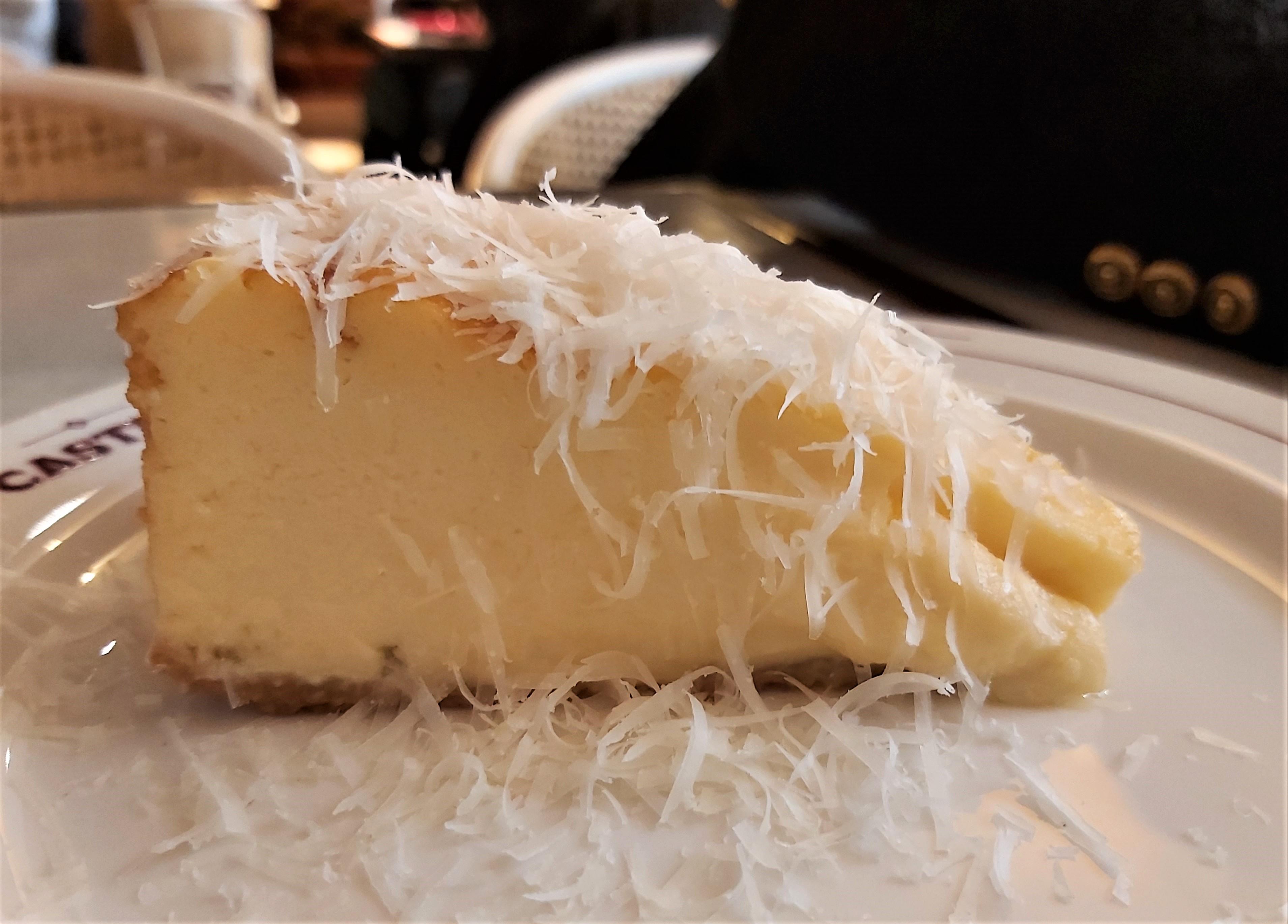 Tarta de queso Castizo