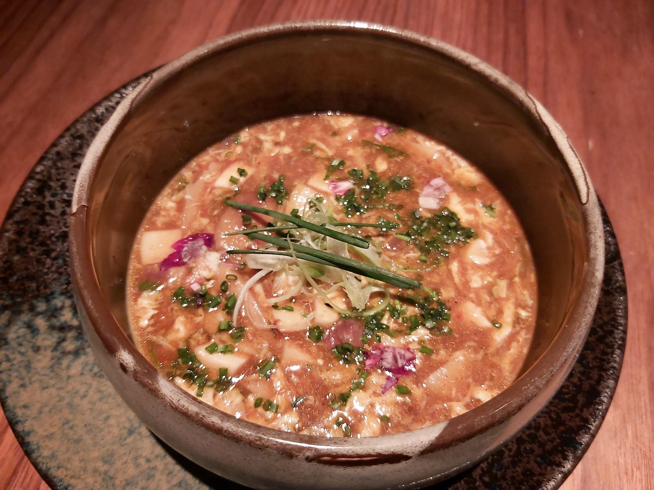 Sopa de rabo de toro y boletus Soy Kitchen