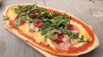 Pizza Manzoni Manzoni